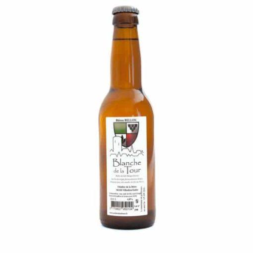 Bière blanche de la Tour