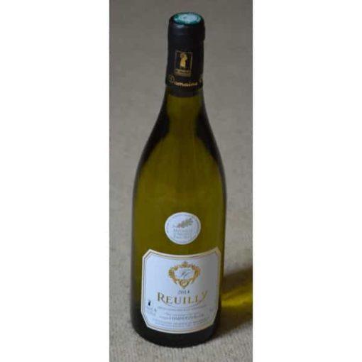 Reuilly 2014 vin blanc médaille d'argent