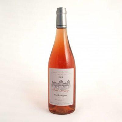 Valencay vin rosé
