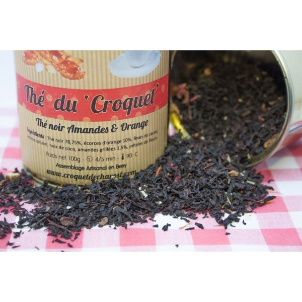 thé du croquet