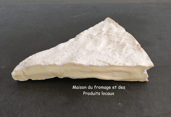 Brie de Meaux AOP + ou - 250g