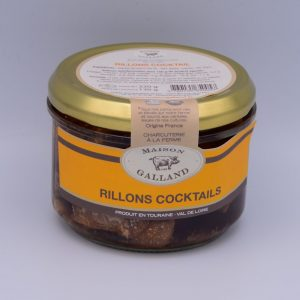 Rillons cocktail 220g
