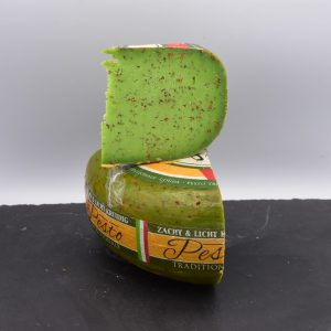 Gouda pesto vert