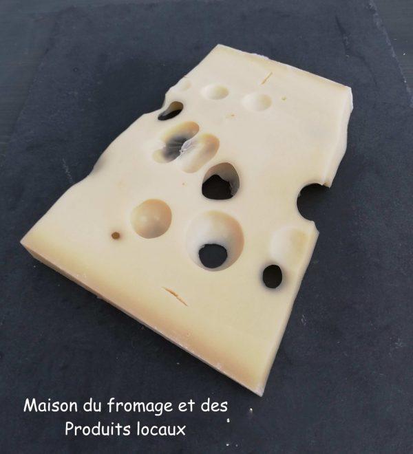 Emmental français + ou - 250g