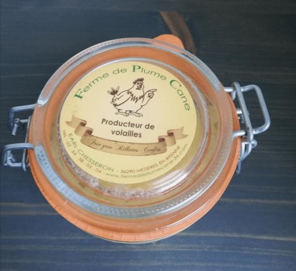 Foie gras entier de canard 330g